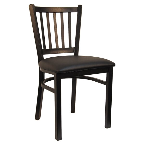 Vertical Upholstered Dining Chair (Set of 2) by H&D Restaurant Supply, Inc. H&D Restaurant Supply, Inc.