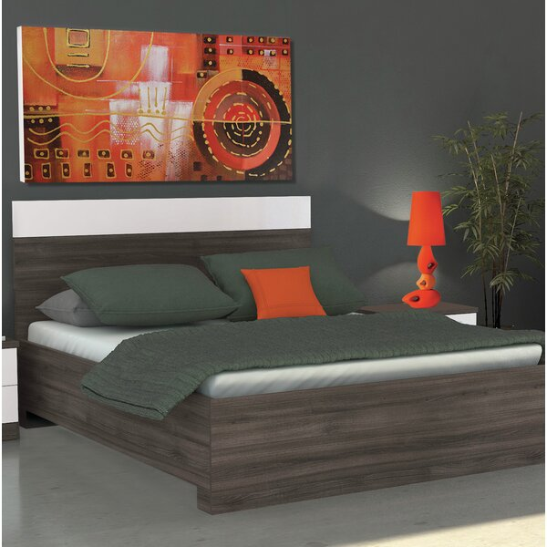 Hassell Queen Platform Bed by Brayden Studio