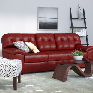 Simmons Upholstery David Queen Sleeper Sofa by Latitude Run