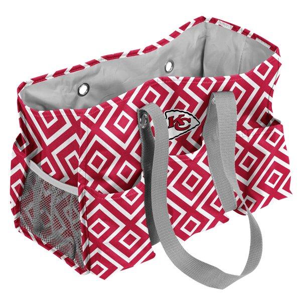 NFL DD Junior Caddy Picnic Tote Bag by Logo Brands