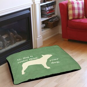 Waterproof Outdoor Dog Bed   Wayfair