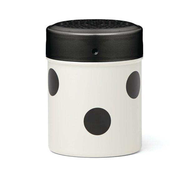 All in Good Taste Deco Dot Popcorn Seasoning Pepper Shaker by kate spade new york