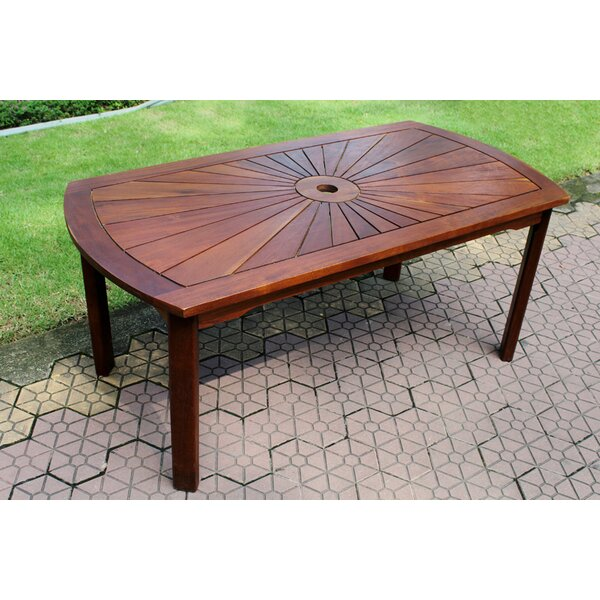Rothstein Solid Wood Coffee Table by Beachcrest Home