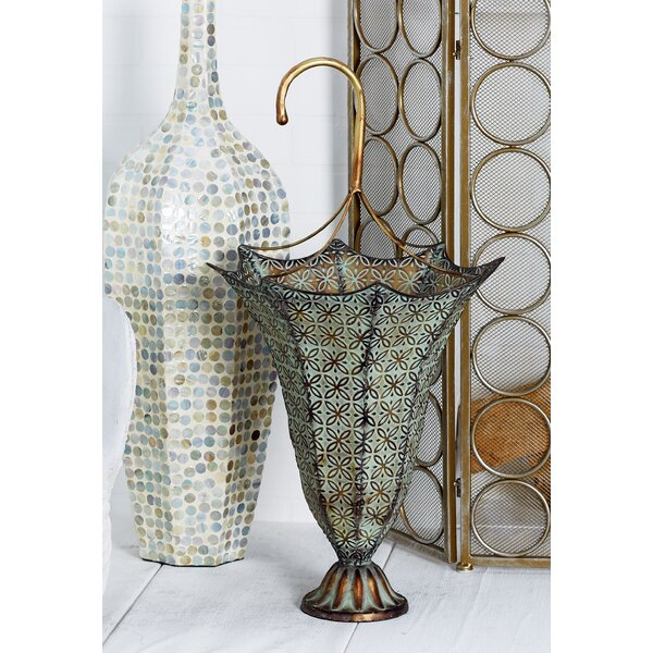 Darlington Umbrella Stand by August Grove