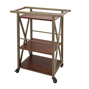 Taina Bar Cart by Darby Home Co