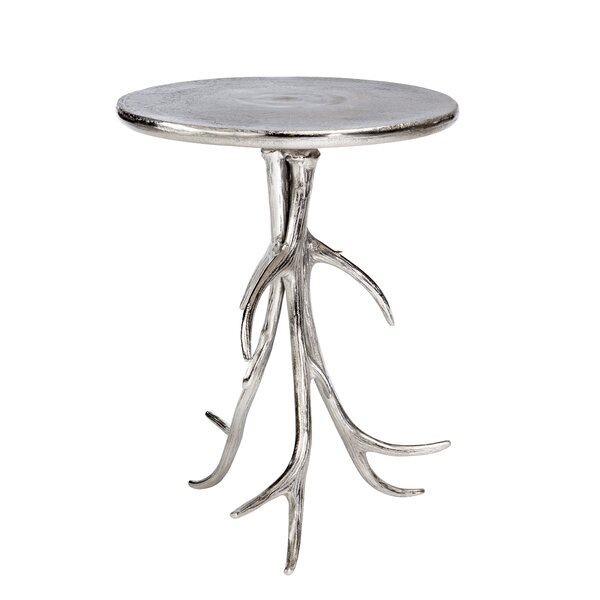 Derry End Table by Bloomsbury Market