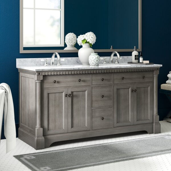 Seadrift 61 Double Bathroom Vanity Set by Greyleigh