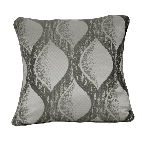 Throggs Square Throw Pillow by Mercer41