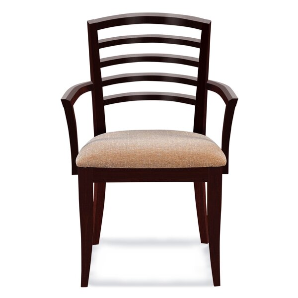 Marcantonio Upholstered Dining Chair by Latitude Run