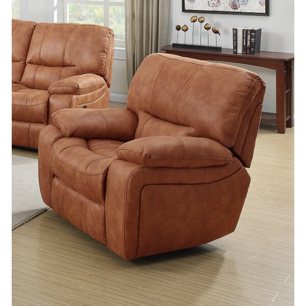 Orleans Recliner by Living In Style