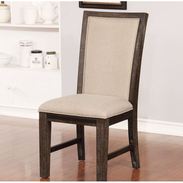 Leonardo Dining Chair (Set of 2) by Gracie Oaks