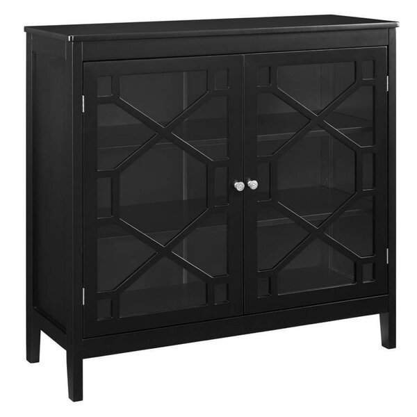 Imaani 2 Door Accent Cabinet by Ebern Designs Ebern Designs