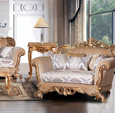 New Collection Pharris Standard Loveseat by Astoria Grand by Astoria Grand