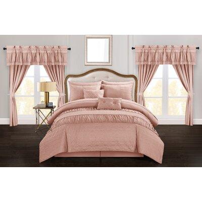 Astoria Grand Climer 24 Piece Room in a Bag Set & Reviews   Wayfair