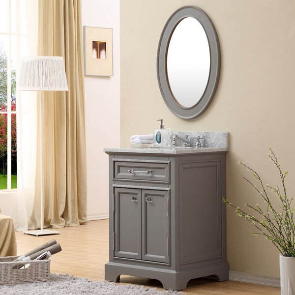 Bergin 24 Single Bathroom Vanity by Three PostsBergin 24 Single Bathroom Vanity by Three Posts