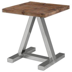 Penson End Table by Brayden Studio