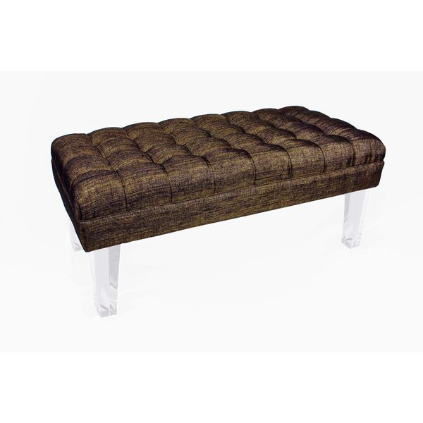Cote D' Azure Montecarlo Upholstered Bench By Rojo 16