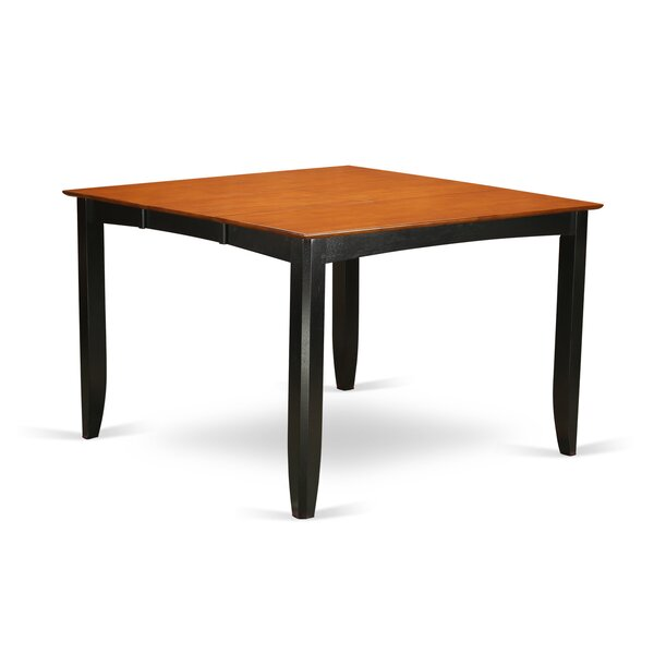 Fairwinds Counter Height Extendable Dining Table by Wooden Importers