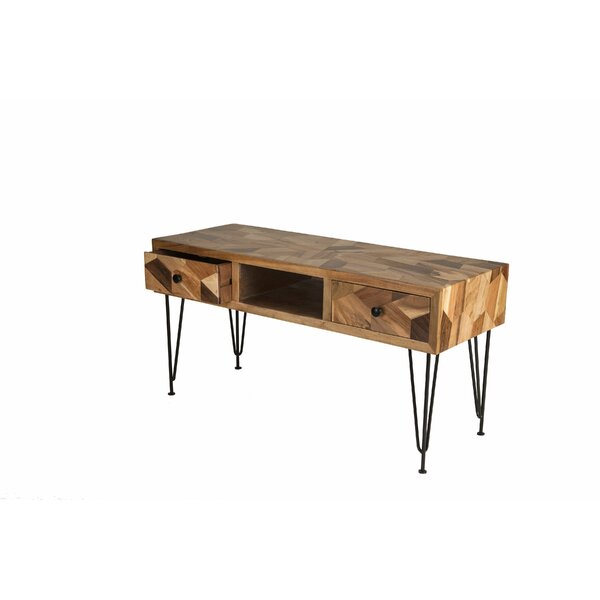 Mancilla Solid Wood Entertainment Center For TVs Up To 48 Inches By Union Rustic