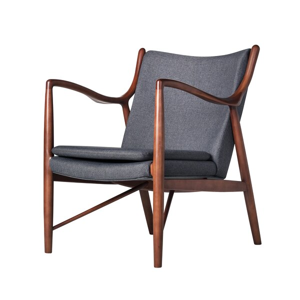 Finn Lounge Chair by Design Tree Home