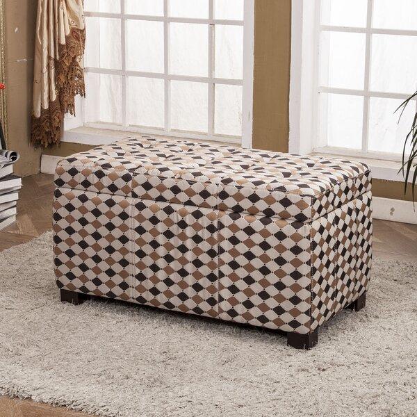 Mabton Upholstered Storage Bench