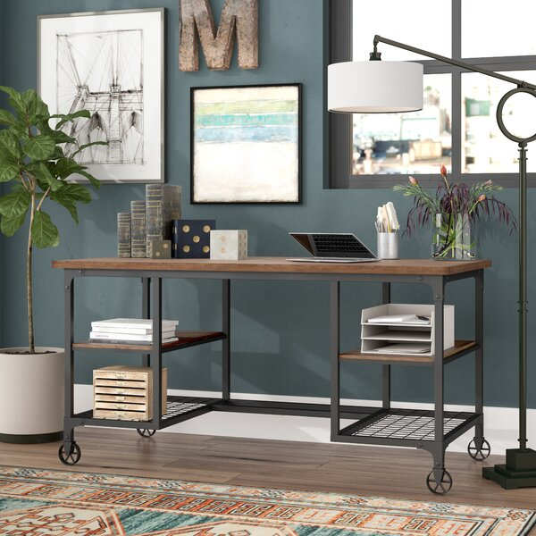 Rocklin Writing Desk by Trent Austin Design