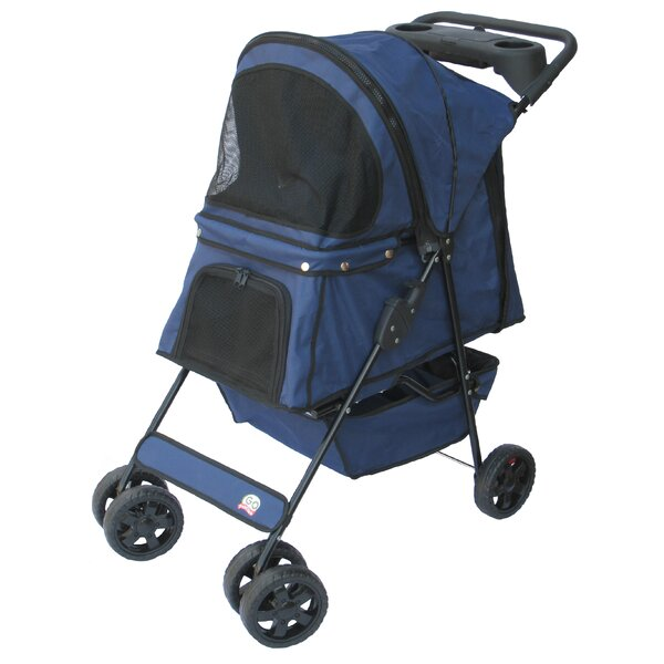 Standard Pet Stroller by Go Pet Club