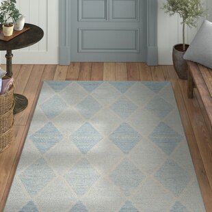 Shop For Oxbow Hand-Woven Light Blue Area Rug By Laurel Foundry Modern Farmhouse