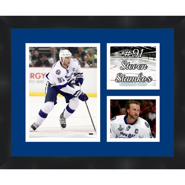 Steven Stamkos 91 Tampa Bay Lightning Photo Collage Picture Frame by Frames By Mail