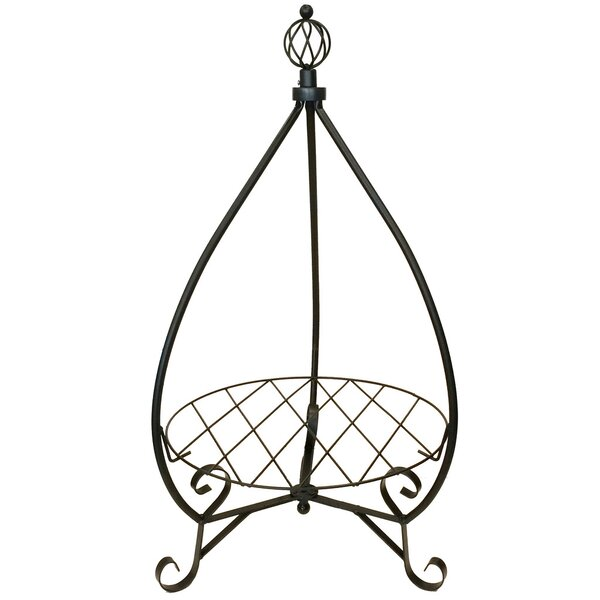 27 Foldable Plant Stand with Finial by Gardener Select
