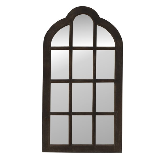 Wainwright Arch Frame Accent Mirror by Darby Home Co
