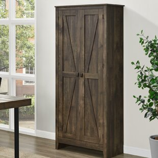 Small Wood Storage Cabinet | Wayfair