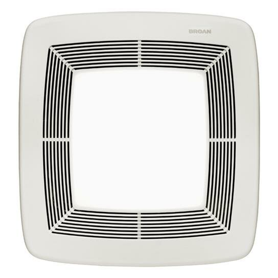 Ultra Pro™ 110 CFM Energy Star Bathroom Fan with Night Light by Broan