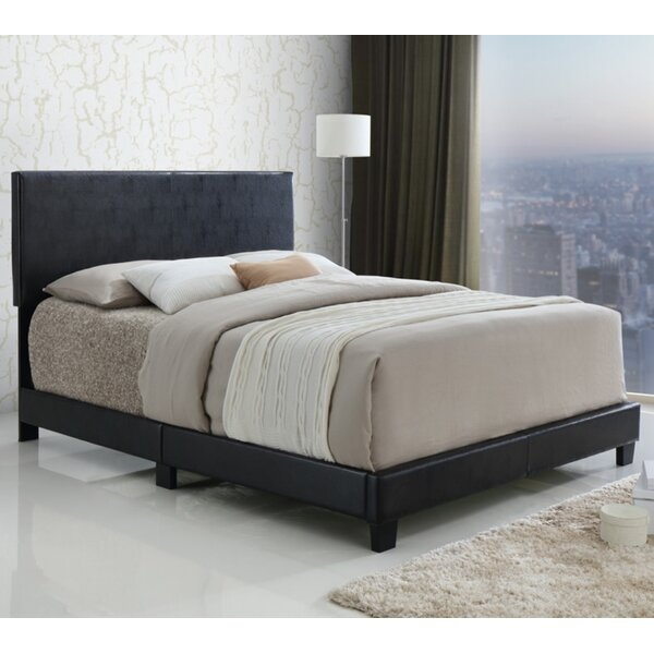 Sloan Upholstered Panel Bed by Zipcode Design