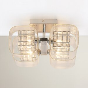 Artemisia 4-Light Semi Flush Mount