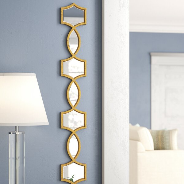 Tilden Wall Mirror by Three Posts