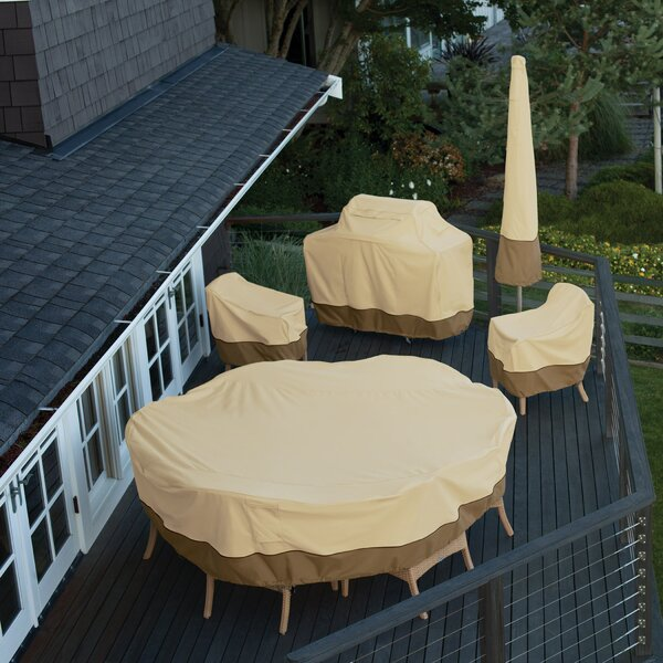 Water Resistant Patio Dining Set Cover by Red Barrel Studio