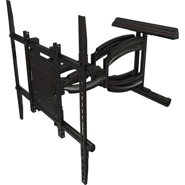 Articulating Arm/Tilt Universal Wall Mount for 37 - 65 Screens by Crimson AV