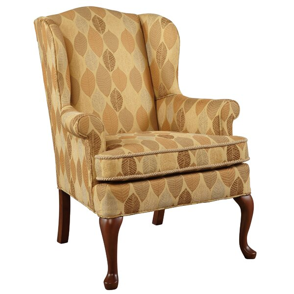 April Wingback Chair by Hekman