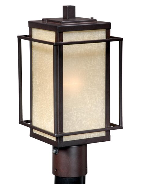 Pontiff Outdoor 1-Light Lantern Head by Loon Peak