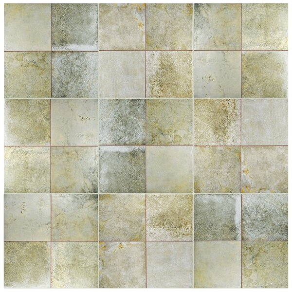 Royalty 17.63 x 17.63 Ceramic Field Tile in Bowery by EliteTile
