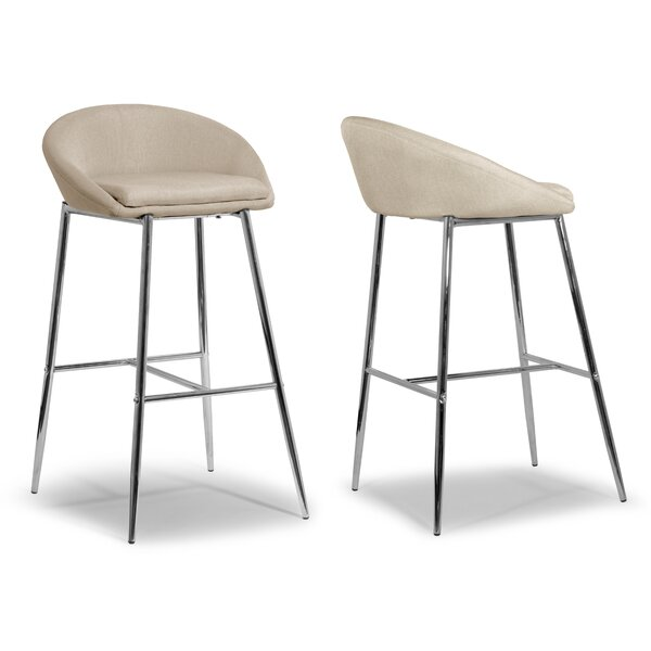 29.5 Bar Stool (Set of 2) by Glamour Home Decor