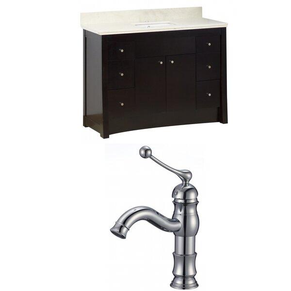 Elite 48 Single Bathroom Vanity Set by American Imaginations