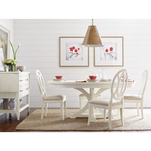 Pedestal 5 Piece Dining Set by Rachael Ray Home Rachael Ray Home