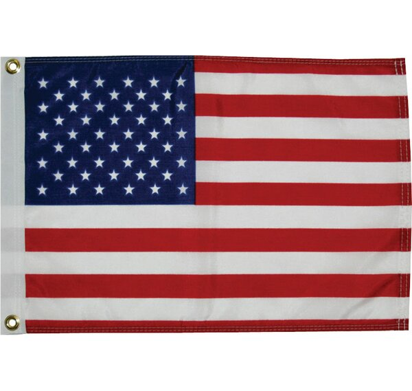 Dyed 50-Star American Traditional Flag by Taylor Made Products