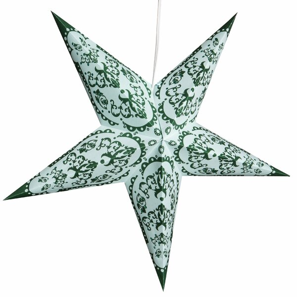 Jaipur Paper Star Light by Hometown Evolution, Inc.