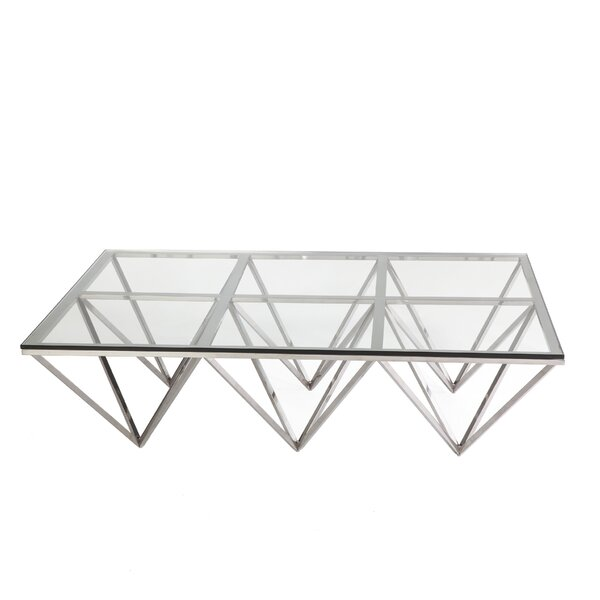 Ritchie Coffee Table by Everly Quinn