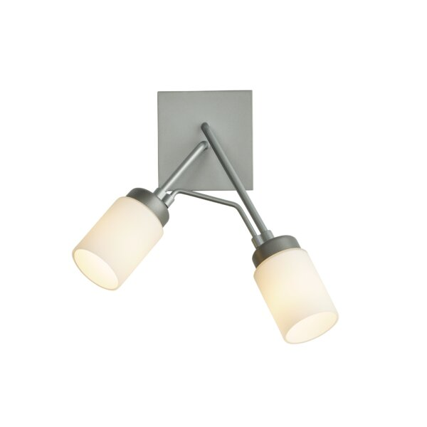 Divergence 2-Light Outdoor Sconce by Hubbardton Forge