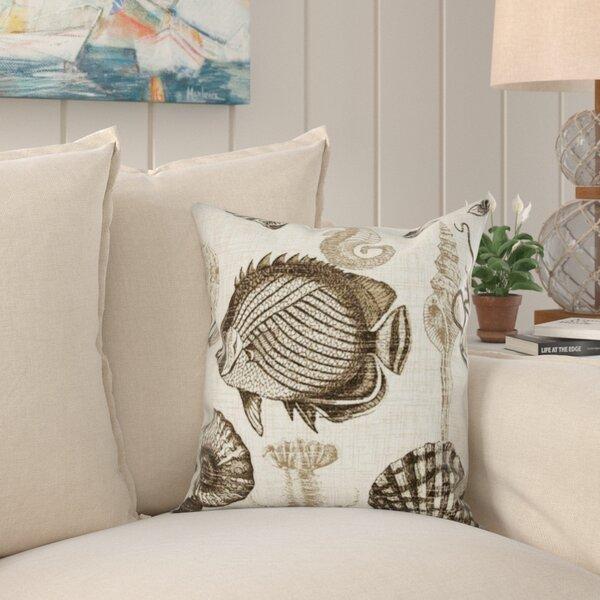 Wednesbury Zippered Indoor/Outdoor Throw Pillow
