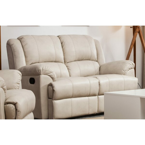 Glatt Double Reclining Loveseat by Red Barrel Studio
